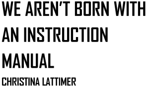 Christina Quote